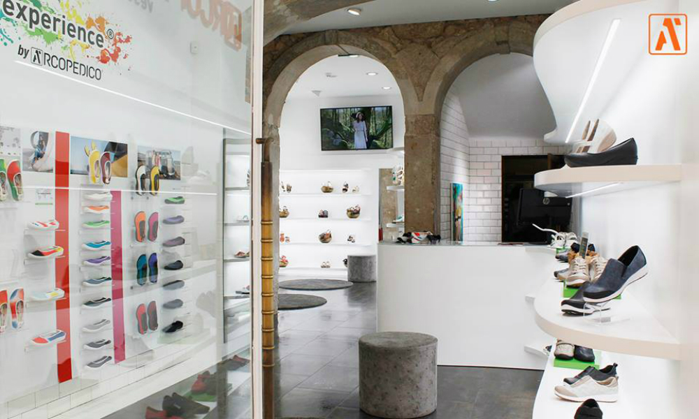 Fashion News: ROPAR Group has just opened its first store in Chiado, Lisbon, where you can find not only Arcopedico shoes but also Easy Walk Experience collection. ➡ Easy Walk Experience Blog is all about fashion tips, travel inspiration, lifestyle trends and much more.