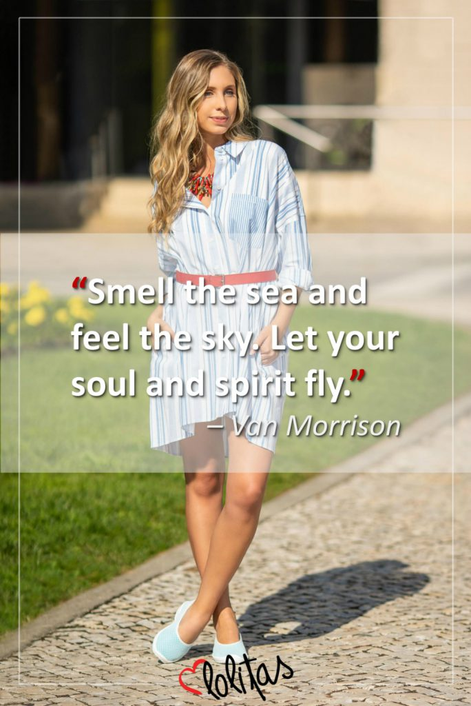 10 Inspirational Quotes to Get You Ready for Warmer Season - Brace yourselves because summertime is finally here! Easy Walk Experience offers you some inspirational quotes to celebrate the summer season. ➡ Easy Walk Experience Blog is all about fashion tips, travel inspiration, lifestyle trends and much more.